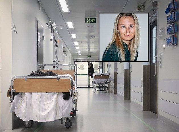 TILGJENGELIG: – For pasienter som har vært på sykehus som er innenfor Helse Sør-Øst er journaldokumenter som er skrevet fra og med 15. oktober 2018 tilgjengelige på Helsenorge.no, opplyser Astrid Gran Nordheim i Pasient og brukerombudet i Innlandet.