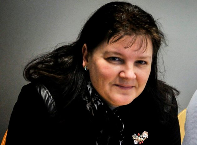 Linda Marie Engsmyr, 2. kandidat for Sarpsborg Arbeiderparti. (Foto: Jarl M. Andersen)