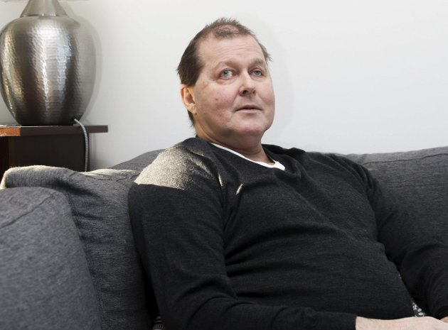 Anklaget: Stein Bjørnsen får støtte av sjakklubben.