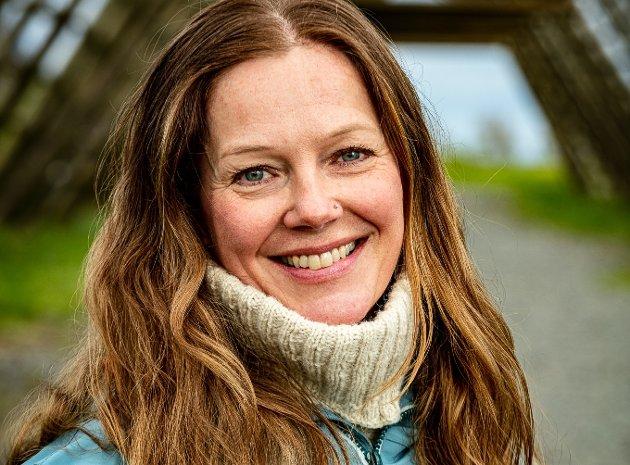 Anja Johansen, statssekretær (V) i Kunnskaps- og integreringsdepartementet og stortingskandidat i Nordland for Venstre