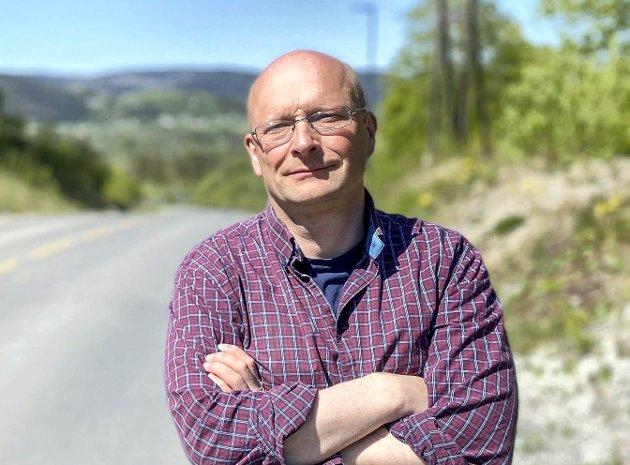 Lars Haugen, Gruppeleder Lier Frp