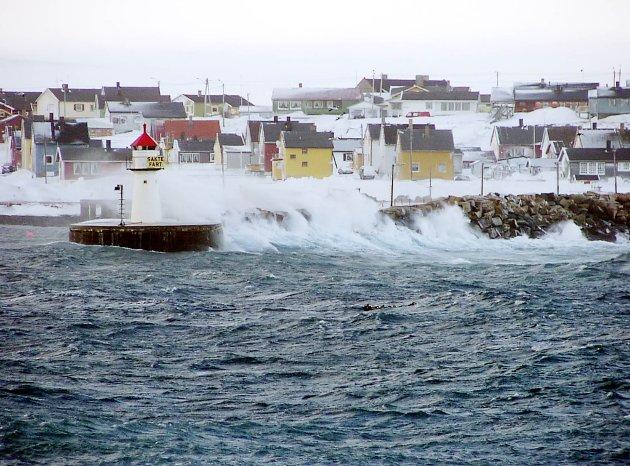 Illustrasjonsbilde fra Vardø