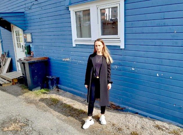 Camilla Fors-Falkeng, gruppeleder i Harstad Venstre.