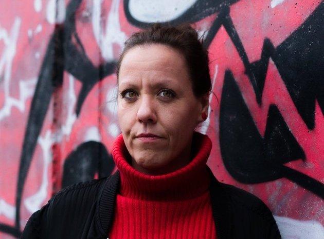 Anna-Sabina Soggiu, sosionom og PhD-stipendiat. (Foto: Jonas Mailand)