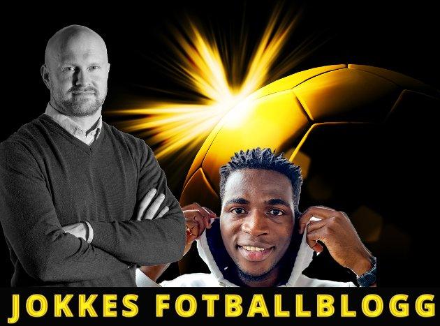 Joacim Jonsson har tro på at Tafoeek Ismaheel blir en hit i FFK.