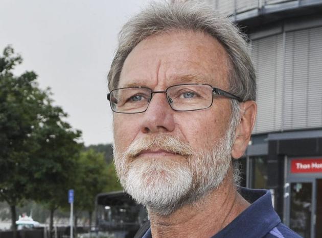 POPULÆR POLITIKER: Thor Edquist vinner også denne popularitetskåringen, men Jan Erik Andersen, 1. kandidat for Rødt, er nærmeste utfordrer. Han fikk ikke bare personstemmer fra mange av sine egne velgere. Han var også populær hos haldensere som stemte på andre politiske partier.