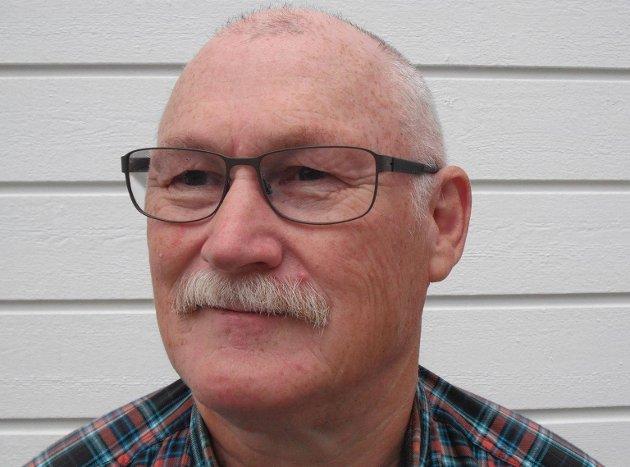 Jarl Hellesvik mener NRS driver et dobbeltspill.