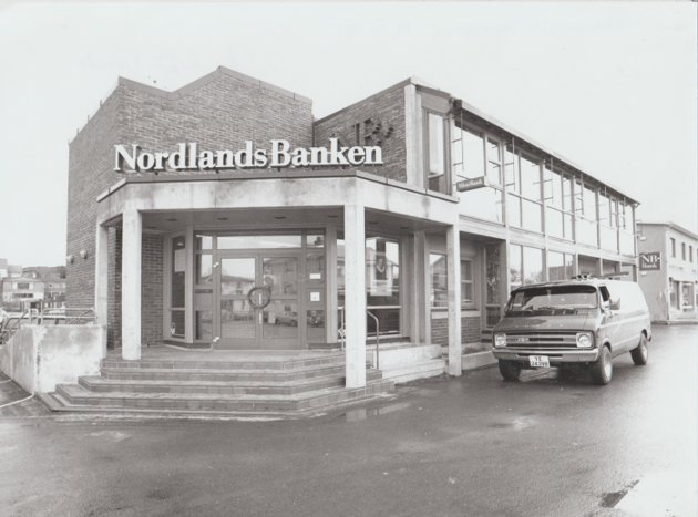 Nordlandsbanken 11. april 1991.