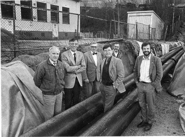 Mo fjernvarmeanlegg, 1985. Avtale mellom Helgeland Kraftlag og Norsk Jernverk. Den første fjernvarmeaktiviteten i Mo i Rana startet i 1985 og handlet om distribusjon og salg av fjernvarme, basert på gjenvunnet energi fra energiintensive bedrifter i Mo i Rana.