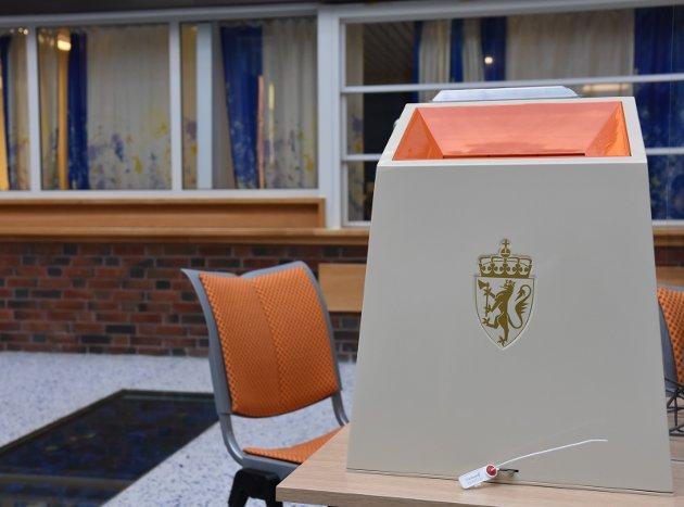 Mandag er selve valgdagen, men mange har allerede forhåndsstemt.