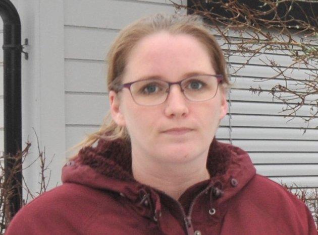 TAKKER: Foreldrerepresentant Christine Dalebråten takker alle som bidro til å redde Tøyen barnehage.