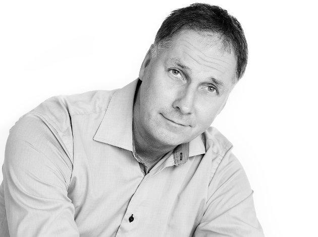 Arne Henrik Vestreng, ansvarlig redaktør og daglig leder i Indre Akershus Blad.