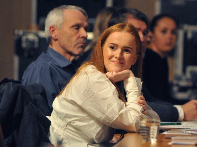 AUF-KANDIDATEN: AUf vil ha talentet Ingrid Tønseth Myhr opp og frem på listen til neste stortingsvalg.
