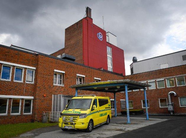Helgelandssykehuset avdeling Rana.