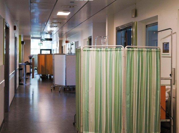 Køene kan bli lengre, nå når sykehusstreiken trappes opp. Arkivbilde: Ayna Lile.