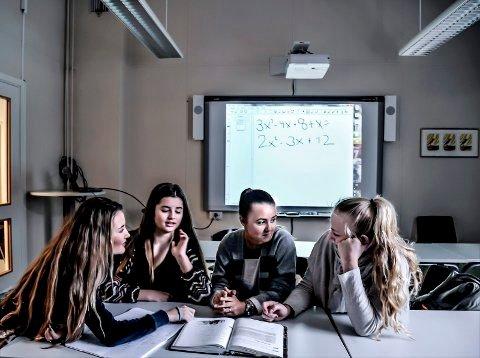 Bekymret: Kronikkforfatteren mener den nye fraværsgrensa har gjort hverdagen svært vanskelig for mange elever i den norske skolen.