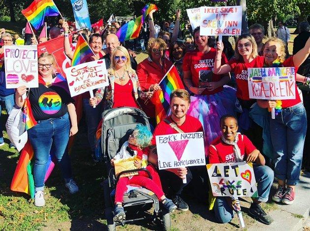 SV-ere for Pride.