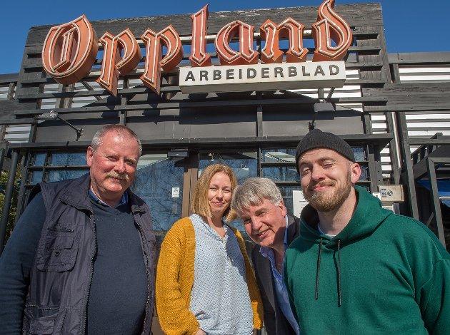 Mjøsmuseets driftsleder – og mangeårig brannsjef på Østre Toten, Anders Brusveen er gjest i OA-podden, sammen med Stina Håkensbakken Roland, Erik Sønstelie og Henning Raae.