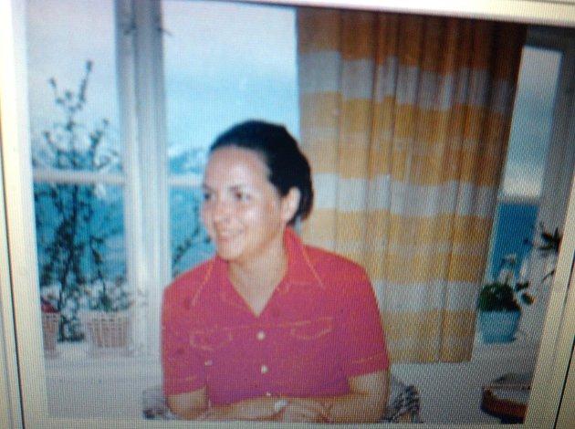 Aase Mari Mullay gjekk bort 2. januar.