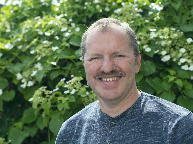 Oddgeir Hagen, styremedlem i Levanger Venstre