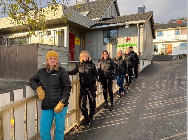 """Seks styrere i private barnehager i Bodø opplever at de har driftet i """"økonomisk ventemodus"""" som følge av at de er private."""