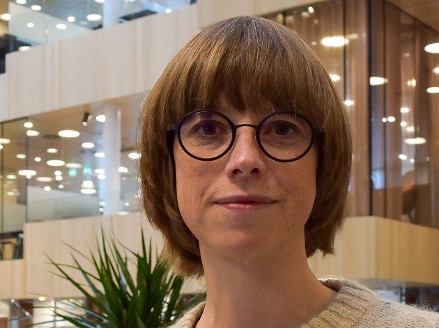 Ida Gudding Johnsen, stortingskandidat for Venstre i Nordland.