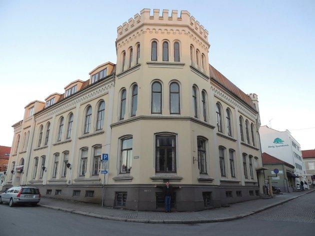 SAMFUNDET: – Lag et levende, kulturelt museum. Da kan vi tiltrekke oss turister, skriver Thorkil H. Lindskog. Arkivbilde.