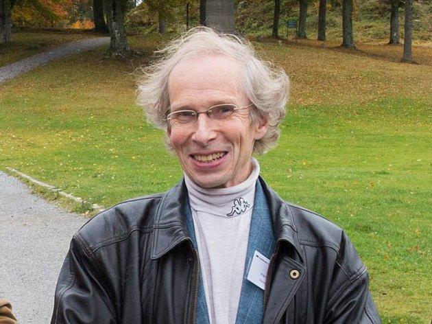 DØD: Hans Petter Hermansen har gått bort.