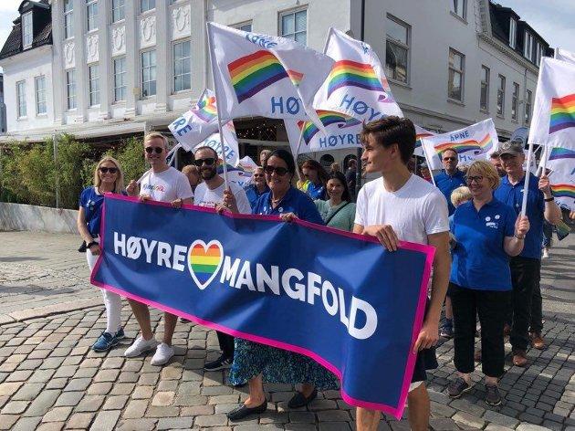 Pride i Fredrikstad 2019