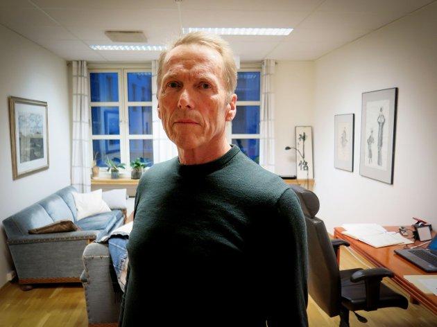 PSYKIATER: - De siste årene har vi sett en generalisering om menn med veldig negativt fortegn, sier psykiater Dag Furuholmen.