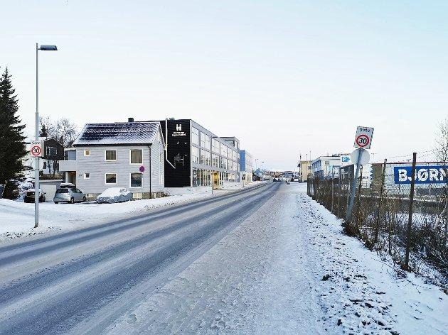 Det er temmelig fascinerende å konstatere at transportsystemet mellom sentrum og Breivika mer eller mindre er nøyaktig det samme som for 30 år siden.