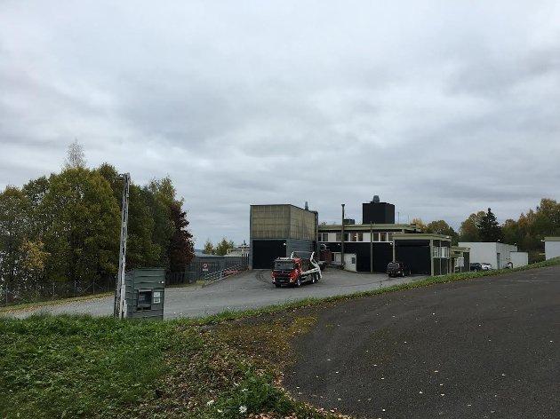 ODØR: Gjøvik kommune må finne en annen plassering av renseanlegget, der de kan fortsette eksperimenteringen uten folk i nærheten, skriver artikkelforfatteren.