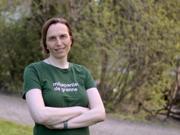 Å forholde seg til klimakrisa er realisme, sier Karina Ødegård.