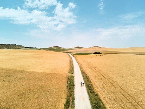 FORSKNING: NTNU deltar i et EU-prosjekt som tar for seg et tilsynelatende «svakt punkt» ved at stedene i tilknytning til pilegrimsledene ikke drar nytte av den jevne strømmen av passerende pilgrimer.