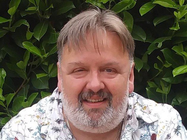 Knut Arild Andersen på ferie i Oxford 2019