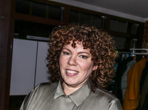 Lene Haug var blant de som gledet seg til konsert på Glenghuset.