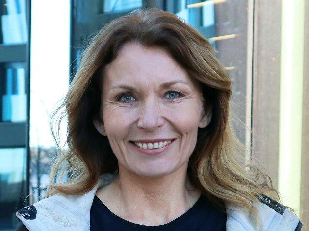 Kjerstin Wøyen Funderud, andrekandidat for Østfold Senterparti. (Foto: Privat)