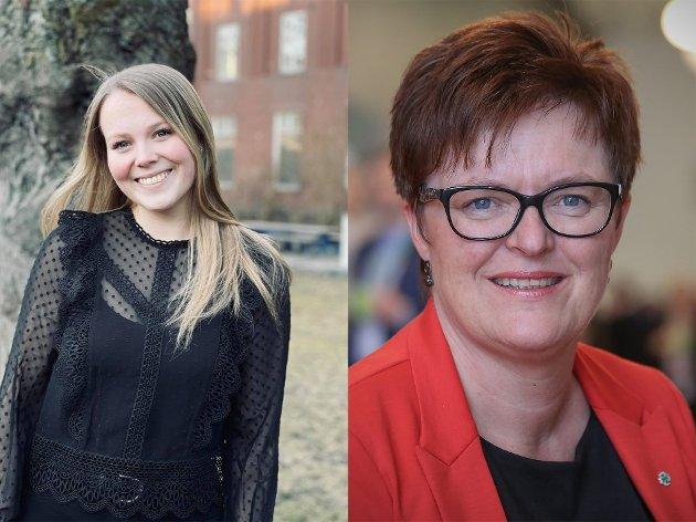 Antallet statlige arbeidsplasser øker, likevel synker tallet i 261 av landets kommuner, spesielt i distriktene. En slik utvikling kan vi ikke godta, skriver Maren Grøthe og Heidi Greni.