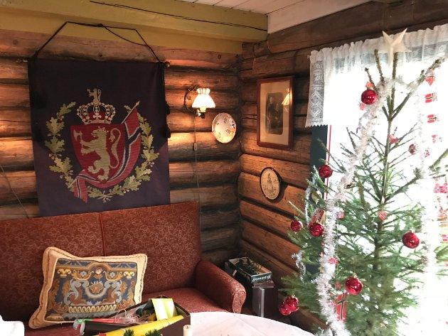 Jul i Fundingrudhuset