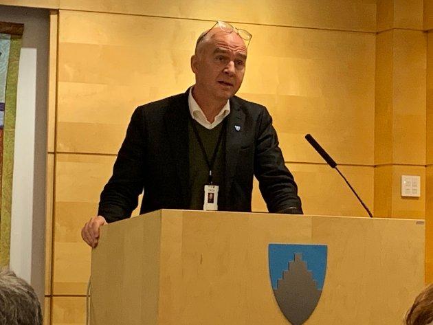 Øyvind Solum (MDG) mener både Nesodden og Norge bør gjøre mer for å bidra i flyktningekrisen i Hellas
