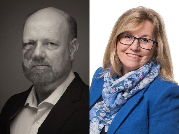 Stian Larssen, Nesodden H, og Anne Kristine Linnestad, Akershus H