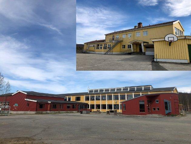 Glåmos og Brekken skole.