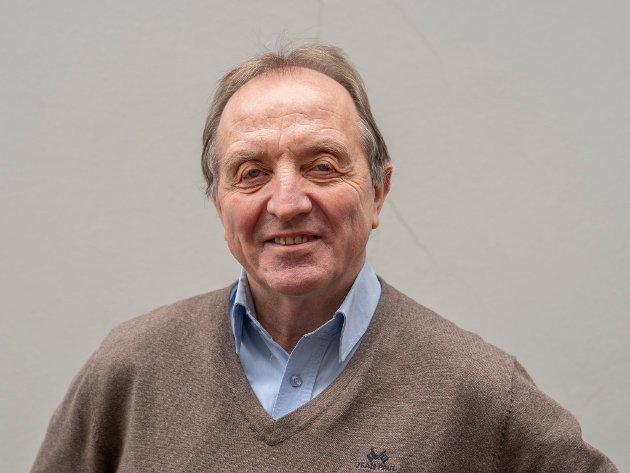 Roy Pedersen, leder i Nei til EU