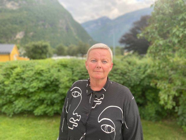 Lusie Gjersvoll.