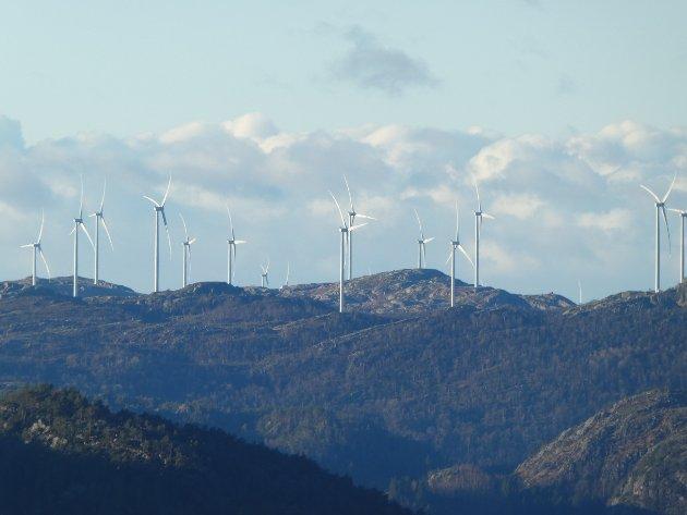 TELLENES: Staten bør sørge for at det er en nasjonal kontroll på norske vindkraftnaturressurser, slik det har vært  på norsk vannkraft.