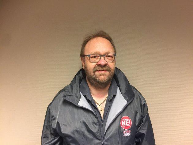 Morten Klementsen - Ordførerkandidat FNB Alver