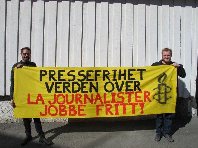 1. mai parole fra Amnesty
