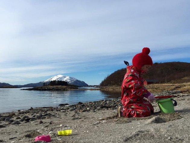 Vi trives i Lurøy idag, det skal vi gjøre i framtiden også.