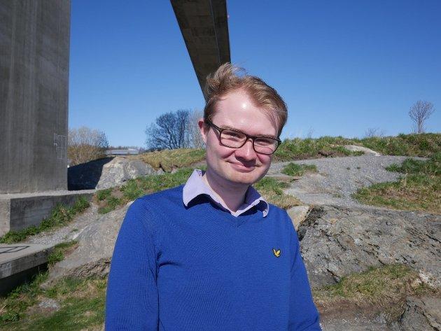 Jørgen T. Fjørtoft representerer Høyre i bystyret.
