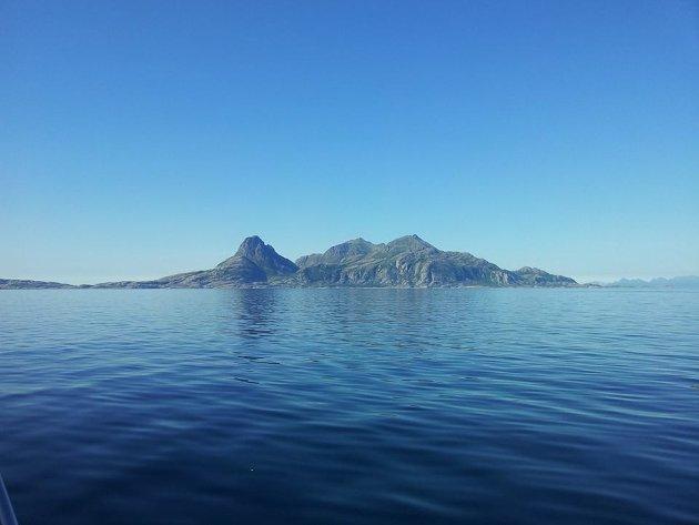 Landegode med sine 45 fastboende, er kanskje Norges mest fotograferte øy?